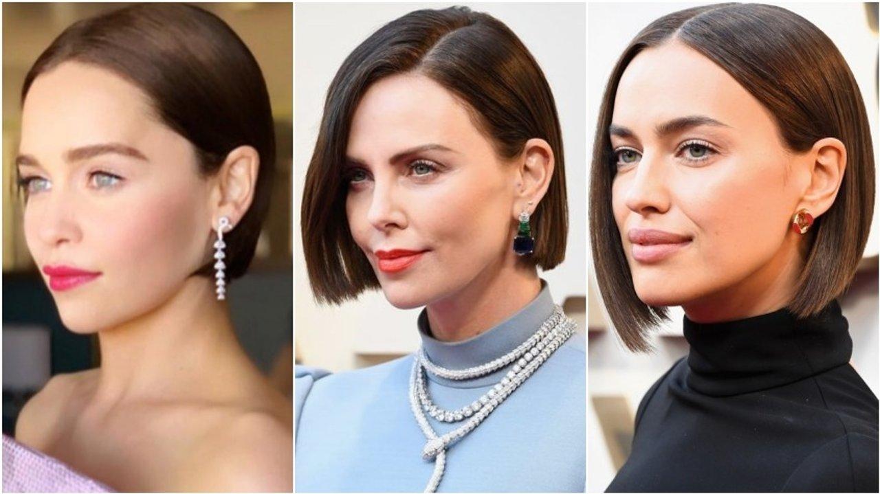 奥斯卡女星确认过了:今年就流行这个发型!