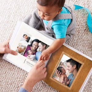 50% offHardcover Books + Everything Else Sale @ Shutterfly