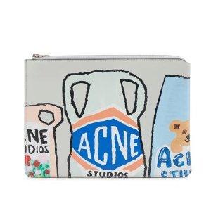 2折起+上新 简约卫衣仅£90折扣升级:Acne Studios 冬季大促上新 收高品质大衣、毛衣等热门单品