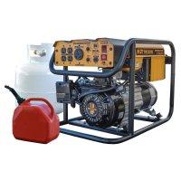 HIT Welding 便携式汽油液化气发电机