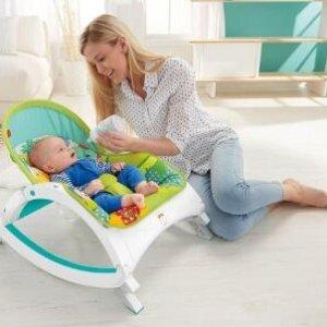 8折费雪玩具、ERGOBABY背带等宝宝用品热卖