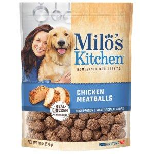 Milo's Kitchen 狗狗零食 18 oz 鸡肉味