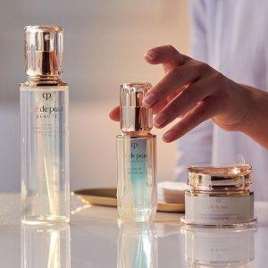 15% Off +7-Piece Sample11.11 Exclusive: Cle de Peau Beaute Skincare Event