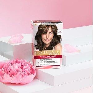 $6.96起  多色可选L'Oreal Paris 欧莱雅多系列染发剂   随心打造时髦流行发色