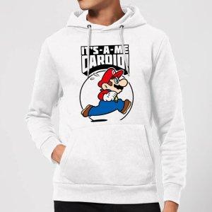 Nintendo Super Mario 连帽衫