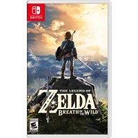 Nintendo 塞尔达传说:旷野之息