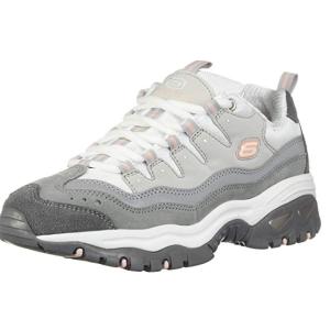 $34.69起(原价$95)史低价:Skechers 女士厚底运动鞋 US5码 手慢无