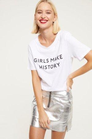 Blake Seven Girls Make History T-Shirt