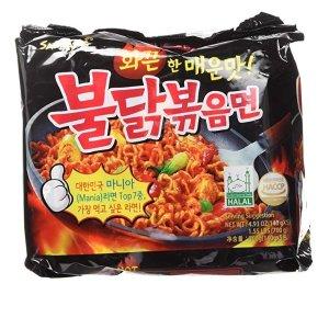 SAMYANG韩国火鸡面 5包装