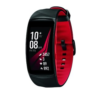 Samsung Gear Fit2 Pro Smartwatch Fitness Band (Small)
