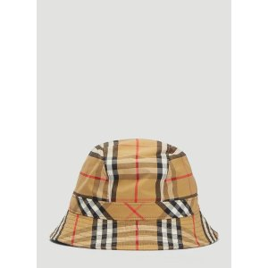 BurberryGet $80 off with $400 purchaseClassic Check Bucket Hat in Brown