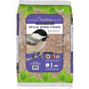 National Audubon Society 野生鸟饲料40磅