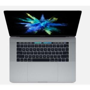 15-inch MacBook Pro 灰色