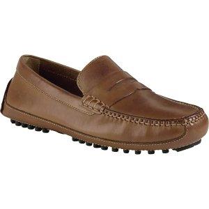 白菜价:Cole Haan 男士真皮乐福鞋