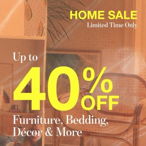 Up to 40% OffEnding Soon: Urban Outfitters Furniture, Bedding, Decor & More