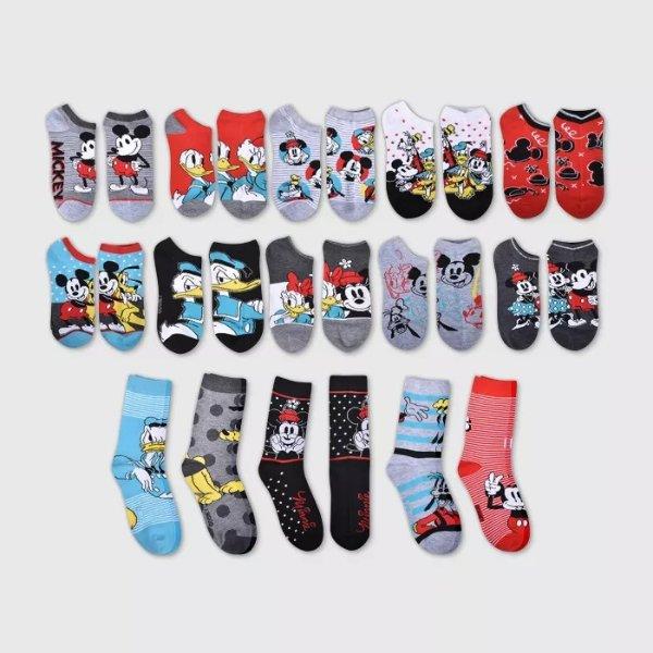 米奇主题袜子 15双