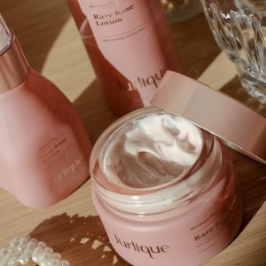 满额送新款玫瑰系列3件套Jurlique 全场护肤品热卖 收新上市珍稀玫瑰面霜