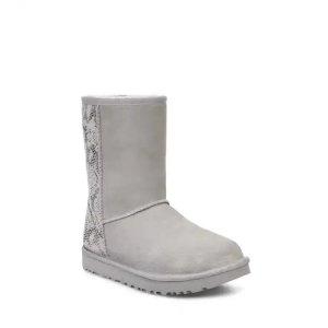 长款雪地靴