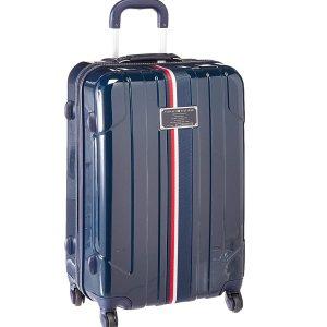 $81.13(原价$185)Tommy Hilfiger Lochwood 24英寸经典行李箱