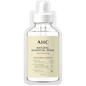 AHC补水滋养面膜