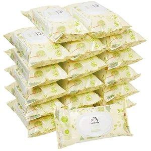 MAMA订阅享9折婴儿湿巾 – Pack of 18 (Total 1008 wipes)