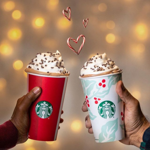 Buy One Get One FreeStarbucks Happy Hour Activities