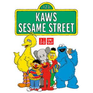 $39.9起 送女友首选Uniqlo x Sesame Street 芝麻街公仔热卖