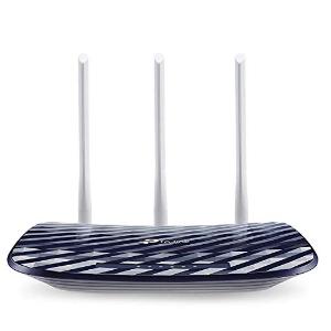 $29.99(原价$39.99)TP-Link AC750无线双频路由器 守护流量亲妈