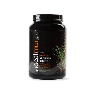 Organic Plant Protein - Mocha - 30 Servings