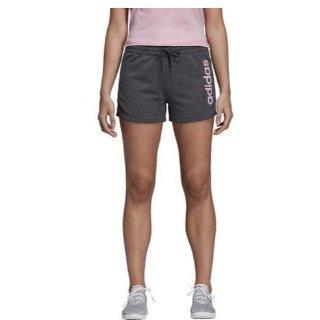 $12.50(原价$25)adidas 女款休闲运动短裤 多色可选
