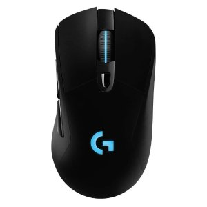$59.99 包邮比黑五低:Logitech G703 Lightspeed 无线鼠标 Hero16K 可调配重