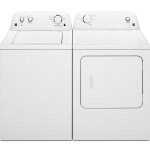 $686.86Kenmore 3.5立方英尺洗衣机+6.5立方英尺烘干机