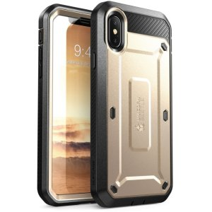 iPhone X Unicorn Beetle Pro Rugged Holster Case