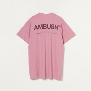 变相7.5折+免邮Ambush FW2020新款专场,$205收封面款T恤