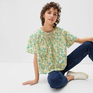 10% Off+FSNew Arrivals: Everlane Women's Shirts, Silk Blouses & Linen Tops