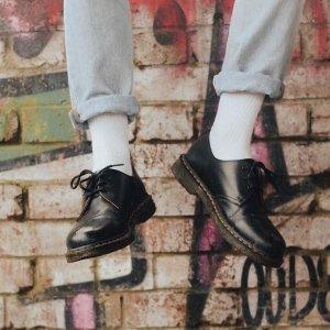 7折+叠返现 €97收马丁靴Dr.Martens 绝对冰点价 1460、1461等百欧之内全收下