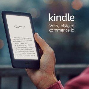 €49.99 (原价€79.99)全新Kindle 电子阅读器热卖