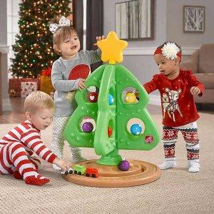 Step2宝宝玩具清仓特卖 封面圣诞树好价收