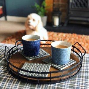 低至7.2折 £20收碗碟套Denby 百年陶瓷品牌 精选餐具热促 经得起时间考验的美好