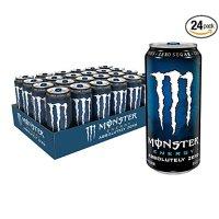 Monster 低卡路里能量饮料 16oz 24罐