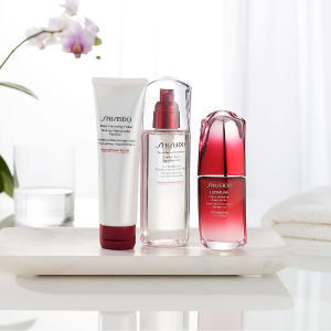 Free GiftShiseido Beauty Sale