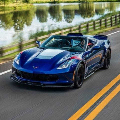 0-60 3.7秒 4字开头买超跑美式V8 科尔维特超跑官方大促  Chevrolet Corvette