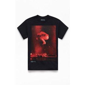 MARRKNULLPost Malone Tour T-Shirt