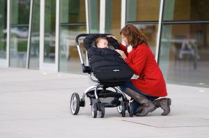 $59.72JJ Cole 婴幼儿款推车保暖袋