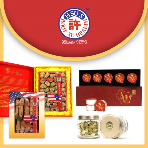 Up to 50% Off + 10% OffDealmoon Exclusive: Hsu's American Ginseng Limited Time Offer