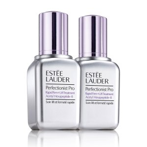 Estee Lauder小银瓶2瓶装套装(价值$218)