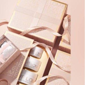 全场最高7.1折+送美白面膜8ml+2小样Eve Lom官网深夜福利 £155圣诞卸妆膏礼盒史低£76.5