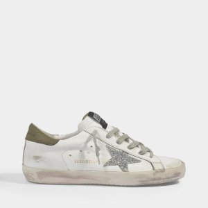 Golden Goose Deluxe Brand剩IT35Superstar 经典小脏鞋