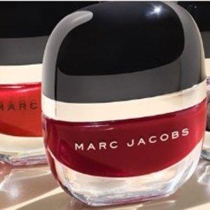 直接5折免邮Marc Jacobs Beauty官网 指甲油促销