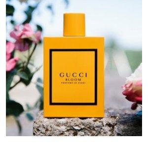 充满异国情调的香气Gucci 花悦梦意女士香水100ml